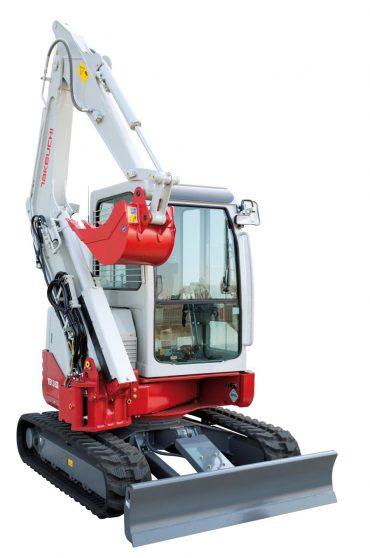 MINI Escavatore Takeuchi TB138FR